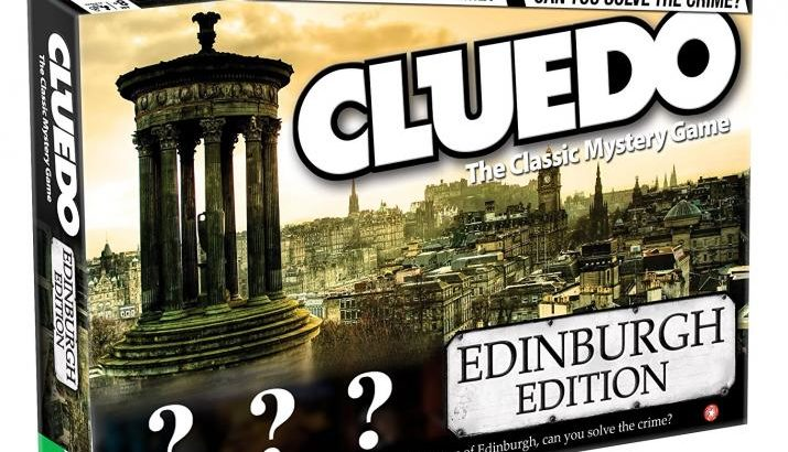 Edinburgh Cluedo