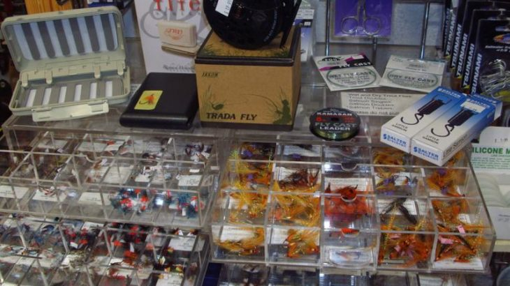 Fly Reels and Dry Casts